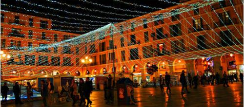 La tradicional feria de Navidad de Palma comienza este viernes