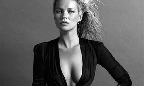 Las imágenes nunca vistas de Kate Moss