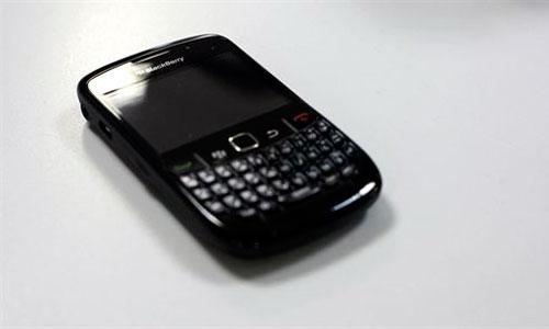 Blackberry tiene más componentes alergénicos que el iPhone