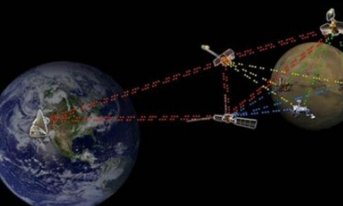 La NASA ensaya el 'Internet Interplanetario'