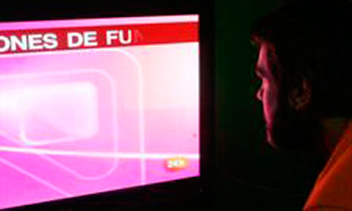 Siete de cada diez españoles siguen las noticias todos los días