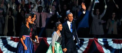 Obama vuelve