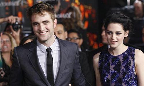 Robert Pattinson y Kristen Stewart ya no se esconden