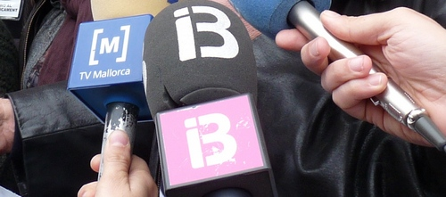 ERE en informativos y deportes de IB3