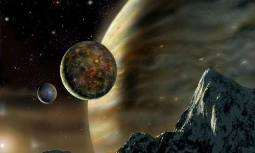 Descubren una 'súper Tierra' cercana que puede albergar vida