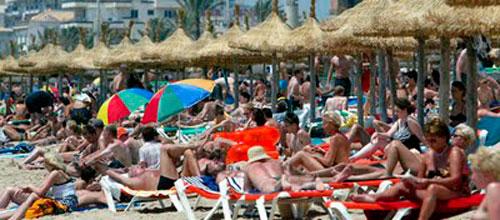 Baleares rozó el 8 de agosto los 2 millones de personas