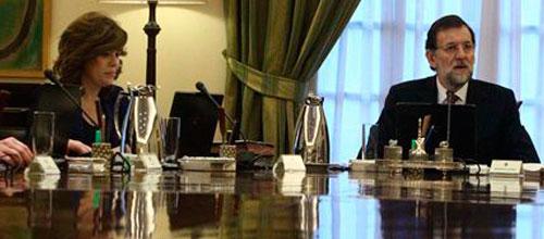 Rajoy fijará en unos 19.000€ el umbral de renta para frenar los desahucios