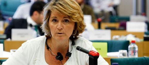El Parlamento Europeo aprueba una propuesta de Rosa Estaràs sobre fondos para catástrofes