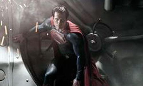 El nuevo Superman también sucumbe al 3D