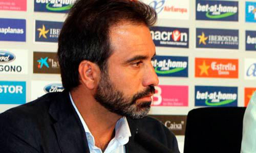 El Mallorca, convencido de que Terrasa no actúa en nombre propio