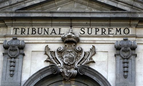 El Supremo 'perdona' a 2 jueces