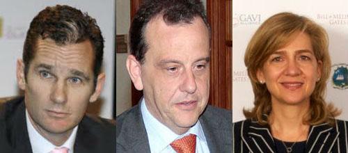 Horrach pide el embargo de bienes de la infanta Cristina