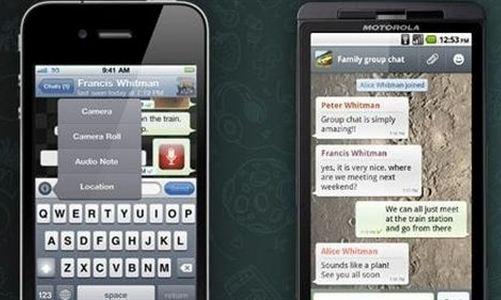 Whatsapp sufre un fallo técnico en el estado de los contactos