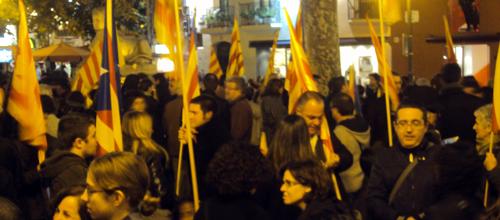 La Plataforma 31D realizó una manifestación este domingo en Palma