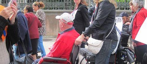 Los pensionistas vuelven a perder poder adquisitivo en el 2013