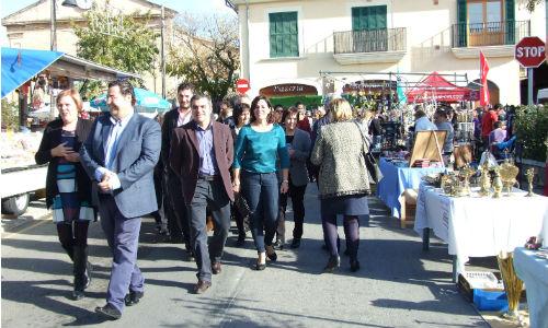 VII edición de la Feria de la leche de almendra en el Pla de Na Tesa