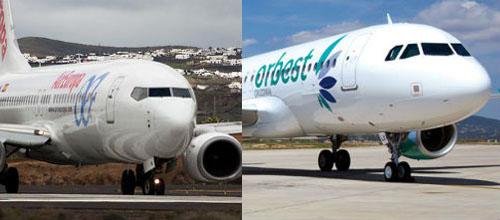 Inquietud en las aerol�neas de Globalia y Orizonia