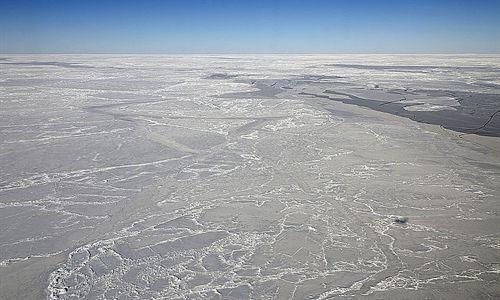 La Antártida Occidental sufre un calentamiento acelerado