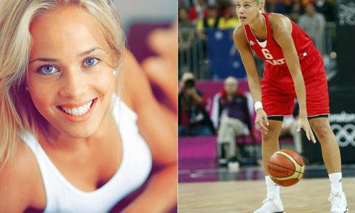 La deportista más guapa de 2012