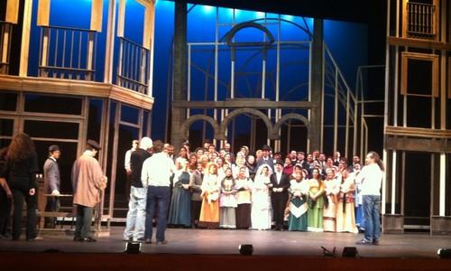 El Teatro Principal acoge la Zarzuela 'Doña Francisquita'