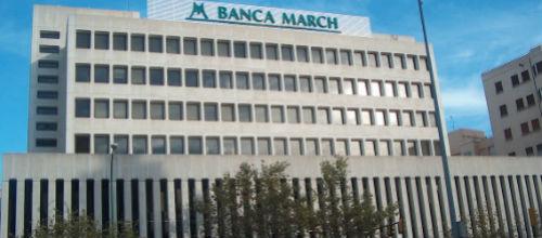 Banca March ha sido elegida como mejor gestora de activos en Espa�a