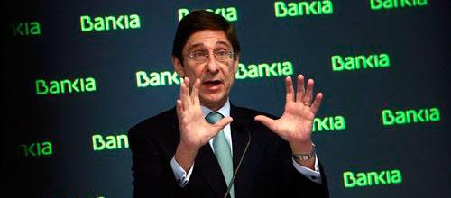 Bankia rebaja los despidos a 5.000