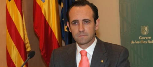 Bauzá aprueba el pago de 325 millones de euros a los proveedores