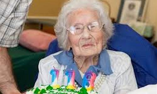 Muere a los 116 años la persona más anciana del mundo