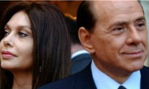 Berlusconi pagará 3 millones mensuales a su segunda esposa