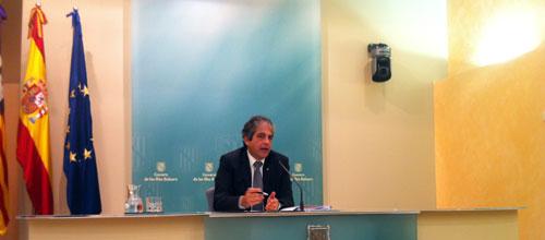 Baleares volverá a acogerse al Fondo de Liquidez Autonómica en 2013