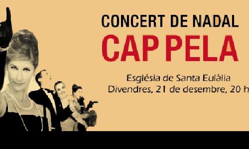 """Cap Pela pone voz al """"Concert de Nadal"""" de """"SA NOSTRA"""""""