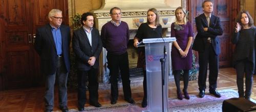 Salom lamenta que se vea al Consell de Mallorca como el