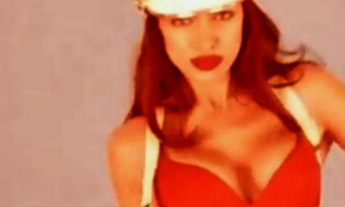 Vídeo navideño y sexy de la novia de Cristiano