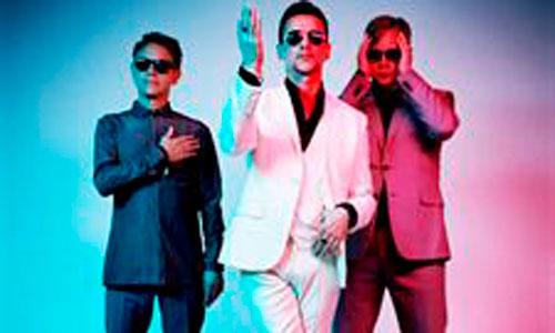 Depeche Mode publicarán nuevo disco en marzo