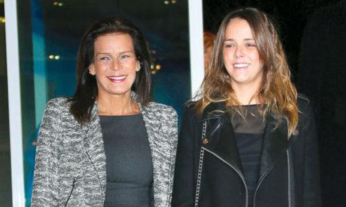 La hija de Estefanía hereda la belleza de Gracia de Mónaco
