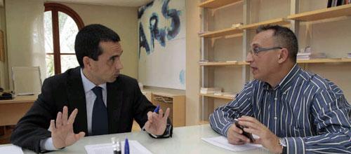 Joaquín García dice que la Administración autonómica seguirá reduciéndose