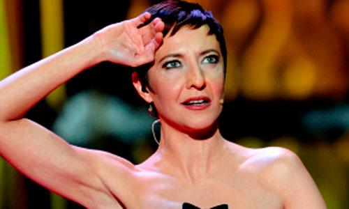 Eva Hache volverá a presentar la gala de los Goya