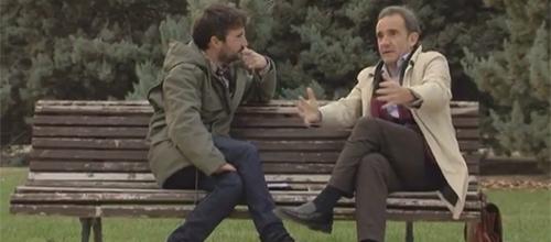 Raúl Burillo celebra su estrellato en primetime de televisión