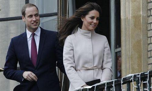 Duques de Cambridge ya eligen muebles para la habitación de su hijo