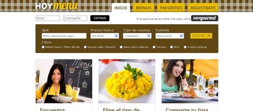 PIMEM lanza el primer portal de menús de Mallorca