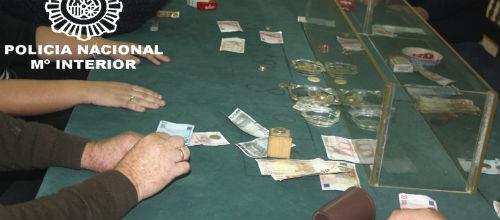 Redada policial en un local de Manacor por el juego clandestino