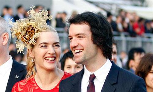 Kate Winslet se casa por tercera vez