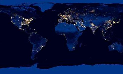 Contaminación lumínica: ya es un problema global para la Tierra