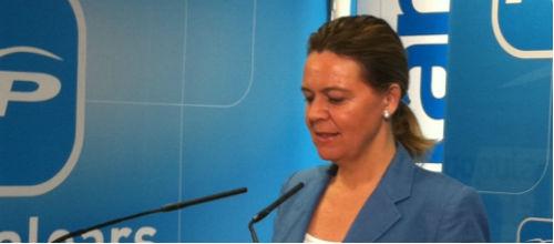 Maria Salom descarta ser la nueva presidenta del Parlament