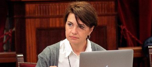 Margalida Durán será la tercera mujer que preside el Parlament
