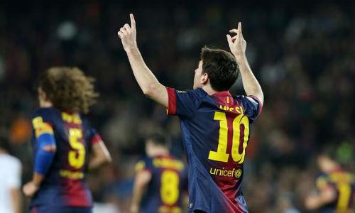 Brasil discute el récord de Leo Messi