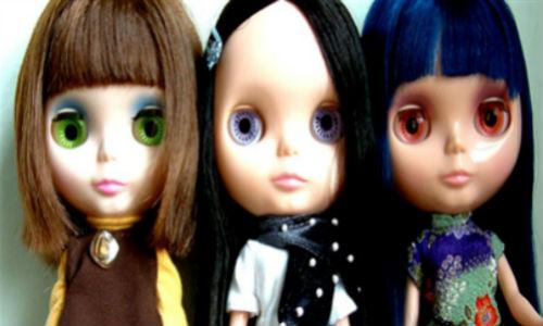 Las 'muñecas del miedo' están ahora de moda