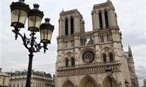 Notre Dame se engalana para celebrar su 850 aniversario