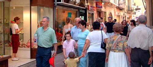 La población de Baleares se dispara un 30,8% en una década