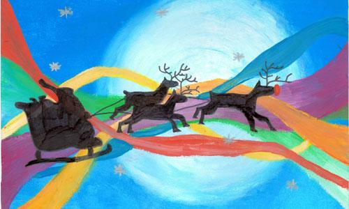 Hijos de empleados de ENDESA vuelven a ilustrar la Navidad